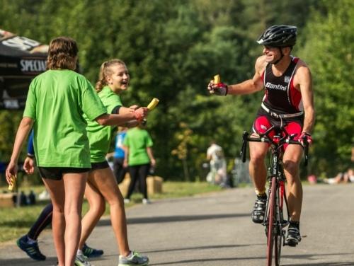 Wolontariusze Triathlon Polska