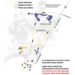 Triathlon Polska Bydgoszcz Borówno :: Trasa biegowa