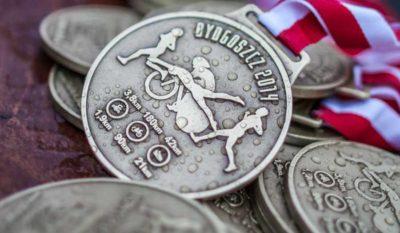 medale Triathlon Polska 2014
