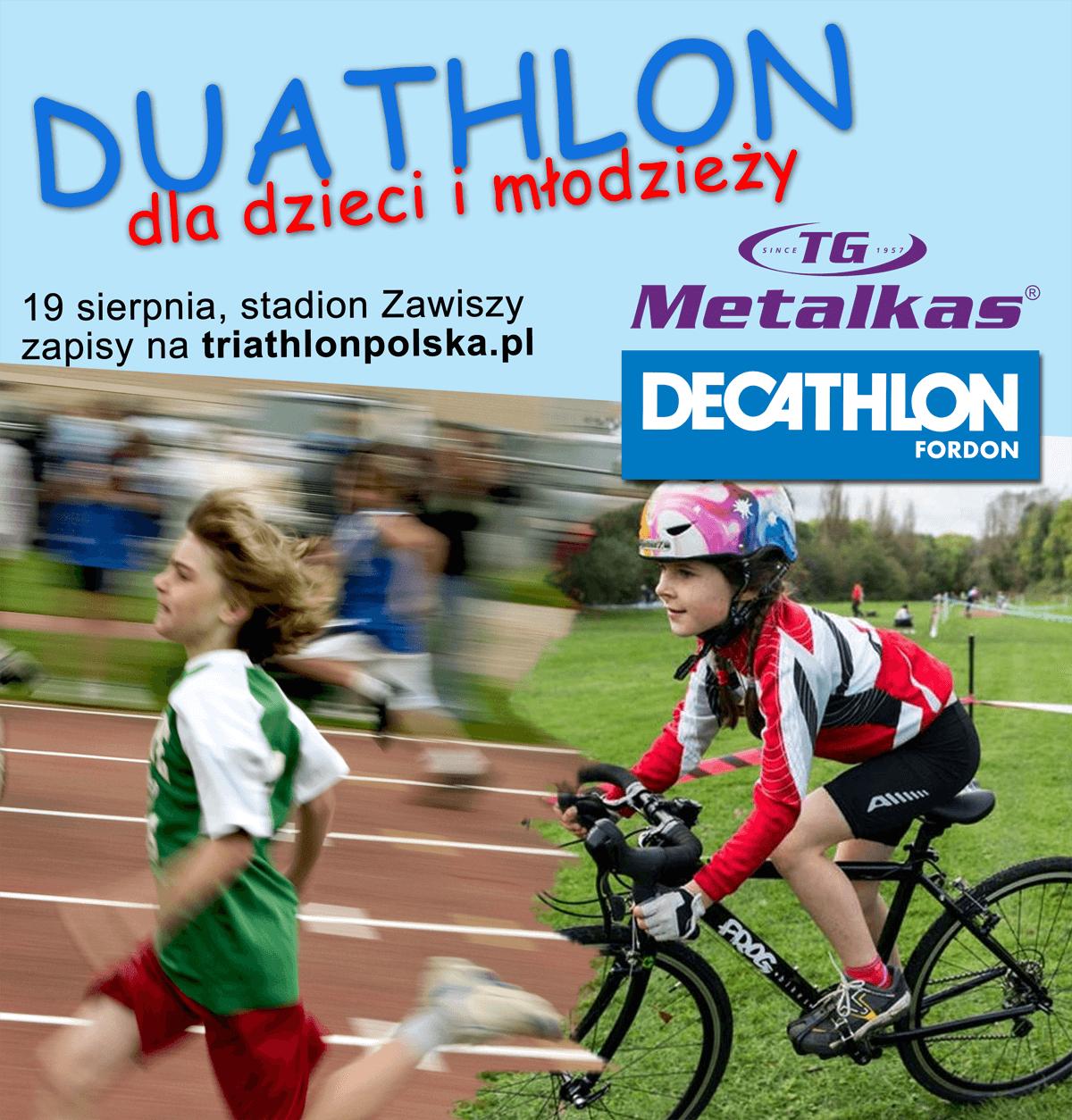 Duathlon Triathlon Polska