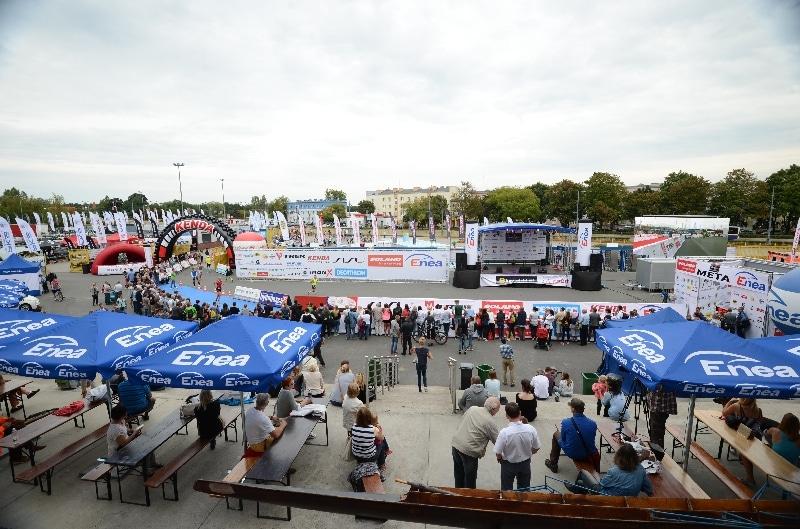 Expo podczas Triathlon Polska 2015
