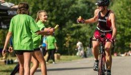 Wolontariusze Triathlon Polska 2015