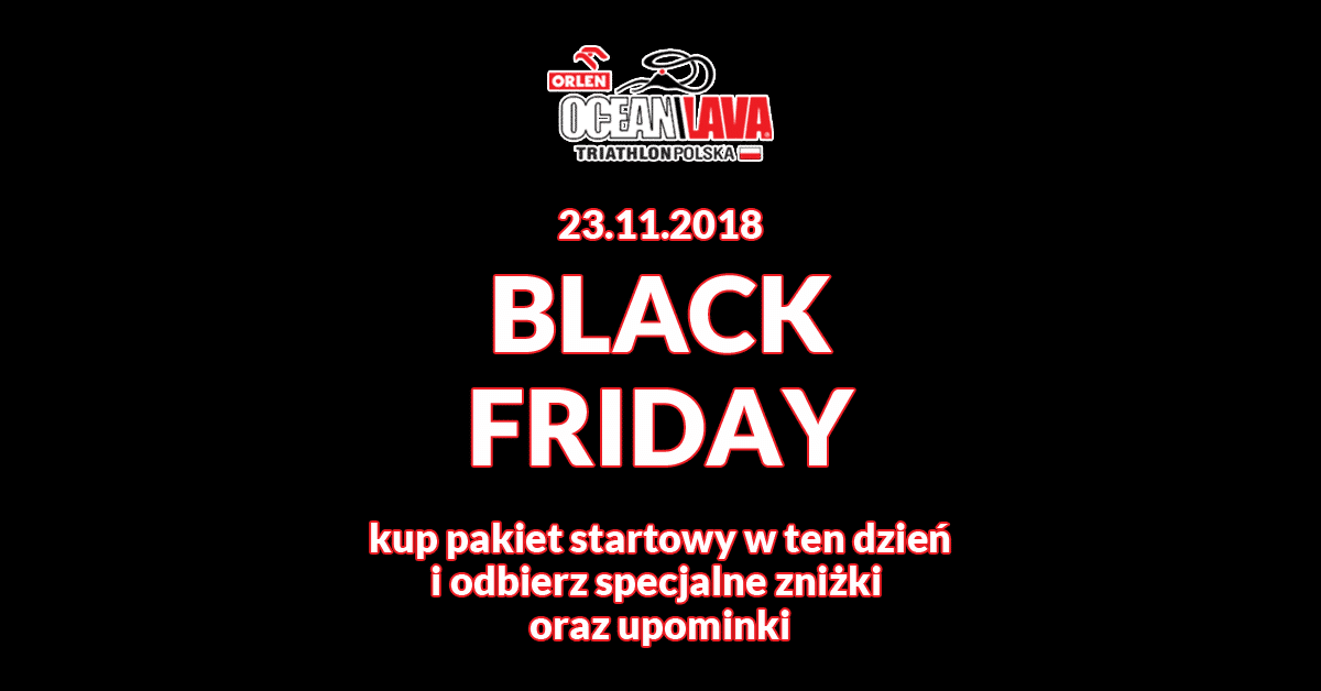 Black Friday 2018 | Triathlon Polska